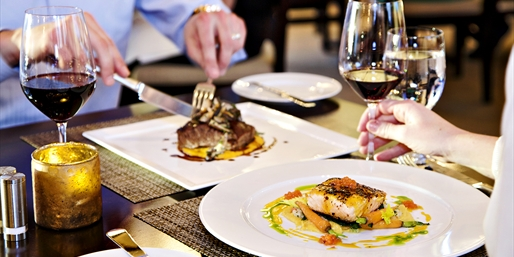 $85 -- Four Seasons Santa Fe: Dinner for 2 w/Wine, Save 50%