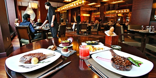 $79 -- Edge: 4-Diamond Steak Dinner for 2, Reg. $178