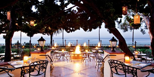 $99 -- Four Seasons Santa Barbara: Oceanfront Dinner for 2