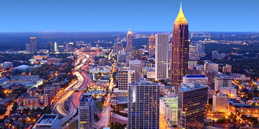 $99 -- Atlanta Hotel near Downtown w/Parking & Breakfast