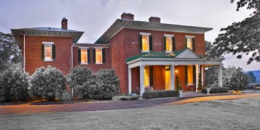 Travelzoo Deal: $99 -- Virginia: Historic B&B at Marriott Ranch, Reg. $159
