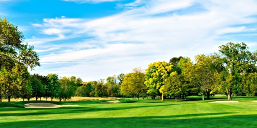$89 -- 'Finest Midwest Course': Golf for 2 w/Beer, Reg. $166
