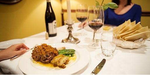 $45 -- Merlo on Maple: Exclusive Italian 3-Course Dinner
