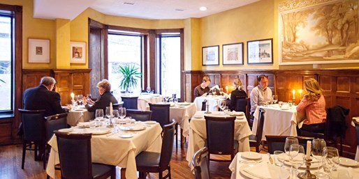 Michelin-Recommended Italian 3-Course Dinner, Save 35%