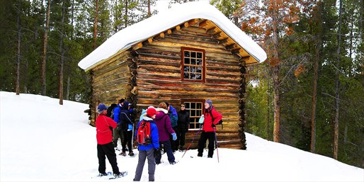 $29 -- Breckenridge: Gold Mine Snowshoe Tour for 2, Reg. $50
