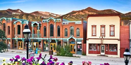 $15 -- Historic Saloon Tour for 2 in Breckenridge, Half Off
