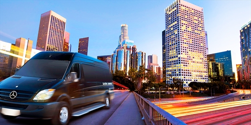 $46 -- Hollywood & Beaches Bus Tour from Anaheim, Reg. $68