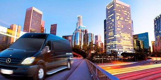$46 -- Hollywood & Beaches Bus Tour from Anaheim, Reg. $68