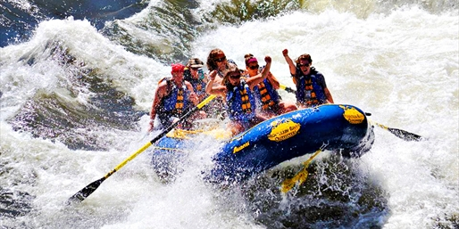 $49 -- White-Water-Rafting Trip on Salmon River, Reg. $95