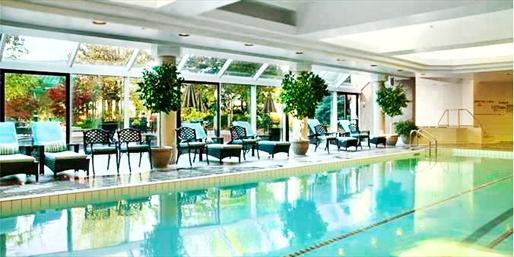 $169 -- Hilton Spa & Pool Day w/RMT Massage & Lunch