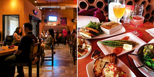$75 -- Spanish Dinner & Drinks for 2 in Santa Monica
