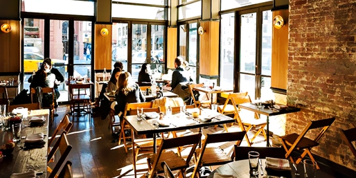 $59 -- Bleecker Kitchen: Dinner for 2 w/Drinks, Reg. $108