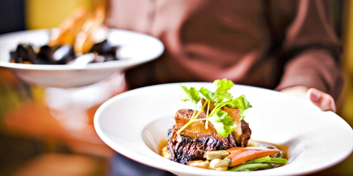 $39 -- Bistro 185: Award-Winning Dinner for 2, Reg. $76