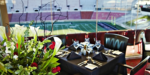 $79 -- Texas Tech Club: Dinner for 2 at Jones AT&T Stadium