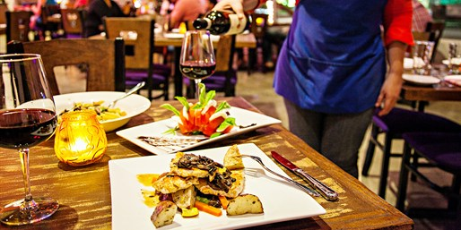 $39 -- Cinque Terre: Italian Dining for 2 w/Wine, Reg. $75
