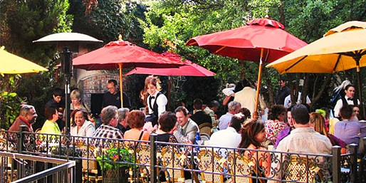 $39 -- Award-Winning Bistro: Patio Dinner for 2, 50% Off