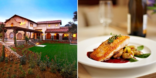 $32 -- Fairmont Sonoma Mission Inn: Lunch for 2, Reg. $68