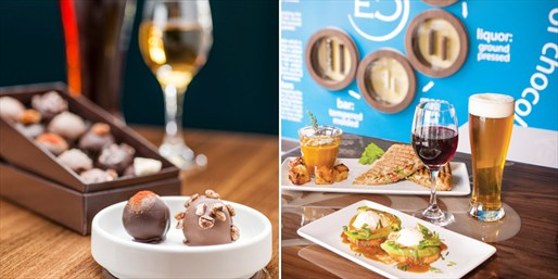 $39 -- Small Plate Tasting for 2 w/Drinks & Truffles