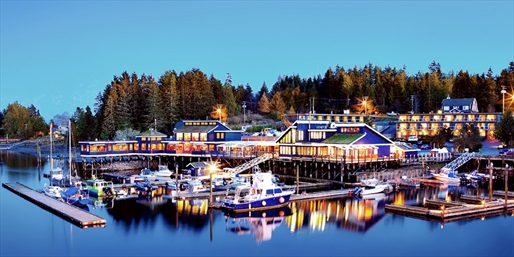 $159 -- Tofino 2-Nt. Seaside Inn w/Whale Watching, Reg. $382