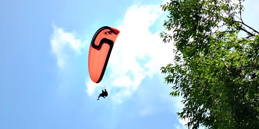 $149 -- Thrilling Tandem Paragliding Ride for 1, Reg. $300