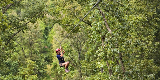 $30 -- Zip-Line Adventure at Mammoth Cave Park, Reg. $59