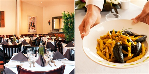 West Loop: Top-Rated Italian Dinner for 2, Save 40%