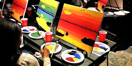 $19 -- Creative Fun: Pub Painting Event, Reg. $40