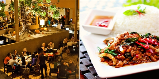 $39 -- North Park Hot Spot: Dinner for 2 w/Drinks, Reg. $76