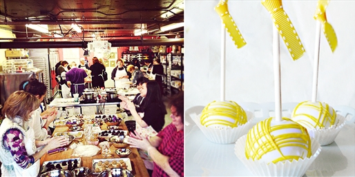 $39 -- Cake-Pop Baking Class in Queen Anne, Reg. $80