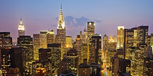 US$159 & up  -- NYC Hotels from Travelzoo USA, up to 40% Off
