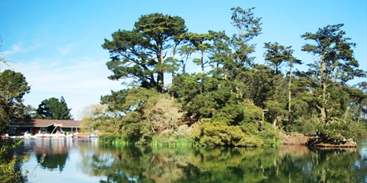$15 -- Golden Gate Park Boat Ride on Stow Lake, Reg. $25