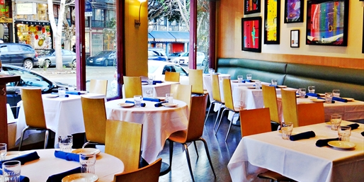 $39 -- North Beach: Italian Dinner for 2, Reg. $80