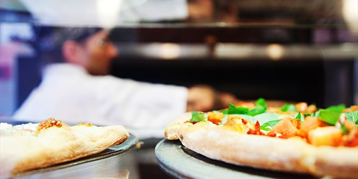 $15 -- New: Woodfired Pizza for 2 in the West Loop