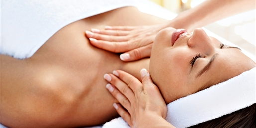 $39 -- Massage or Facial at Top-Rated Beauty Lounge, 50% Off