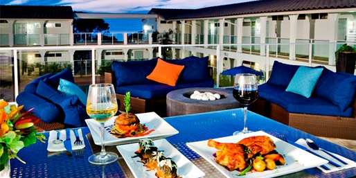 $35 -- Ocean View Dinner for 2 at Hotel Indigo, Reg. $80