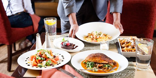 $35 -- Bethesda: Bistro Dinner for 2 at Zagat Pick, Reg. $67