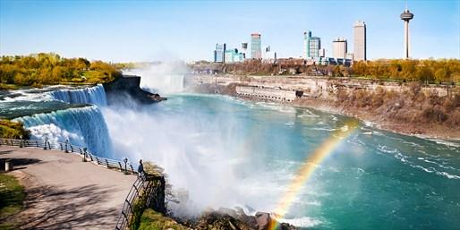 Travelzoo Deal: $79 -- N.Y.: Niagara Getaway w/$30 Slot Credit, Reg. $244