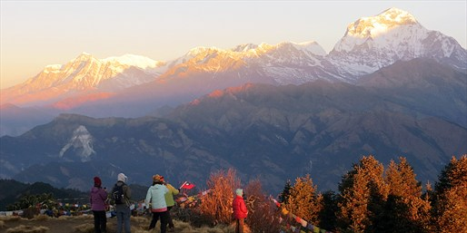 $699 -- 9-Night Nepal Trek & Tour Adventure, Reg. $1,555