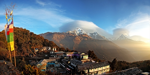£399pp -- Nepal: 10-Day Trek & Tour Adventure, Worth £933