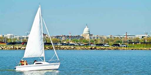$149 -- Sail the Potomac: 2 Hours for up to 4, Reg. $299