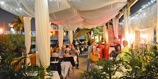 $15 -- Big Fish: Romantic Alfresco Dining for 2, Reg. $30