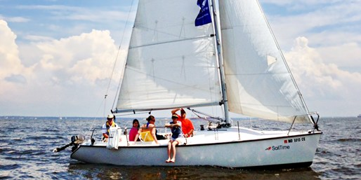 $475 -- Chesapeake Bay Private Cruise for 4, Reg. $900
