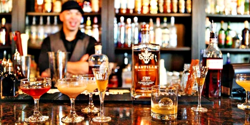 $29 -- Maison Tavern: Drinks and Small Plates for 2, 50% Off