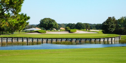 $75 -- Deer Island: Golf for 2 thru Summer w/Beer, Reg. $130