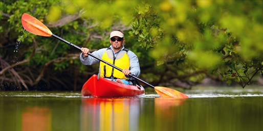 $89 -- Kinnickinnic Kayak Trip for 2 All Summer, Reg. $180