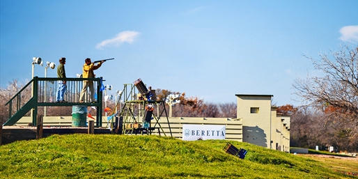 $79 -- Clay Shooting for 2 at 'Best Range,' Reg. $158