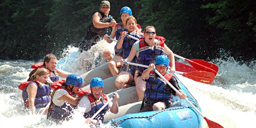 $39 -- White-Water-Rafting Trip on Kennebec River, Reg. $80