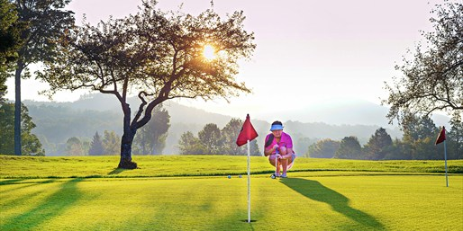 $119 -- Stratton Mountain: Golf for 2 thru Fall, Reg. $198
