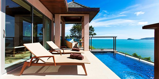 $309 -- Phuket 3-Nt Stay at Luxury Hotel w/Private Beach