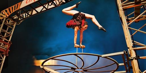 $39 -- 'Cirque Mechanics' in Kitchener, Reg. $59